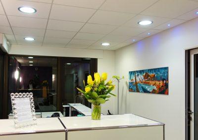cabinet orthodontie Annecy - Dr Marchetta - Entrée