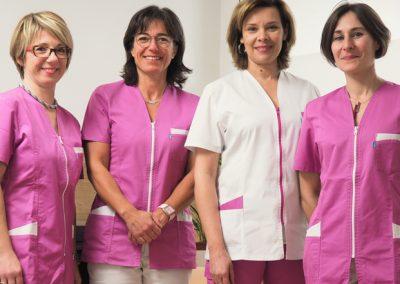 cabinet orthodontie Annecy - l'équipe du Docteur Marchetta