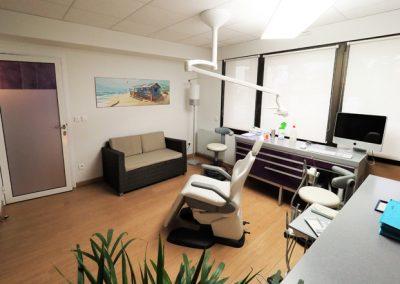 cabinet orthodontie Annecy - Dr Marchetta - Sall de soins