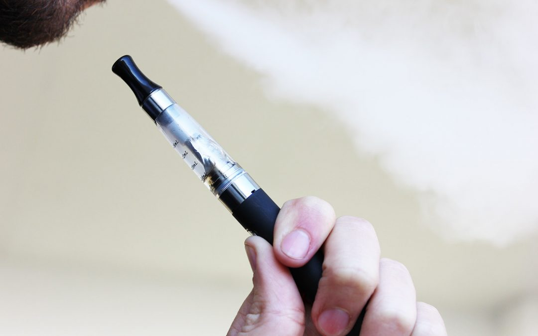 La cigarette électronique est nocive pour la bouche